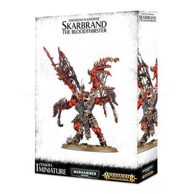 Skarbrand the Bloodthirster