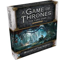 A Game of Thrones 2nd Edition: Wolves of the North