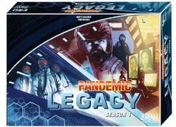 Pandemic Legacy (Blue Edition)