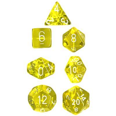 Translucent - Yellow