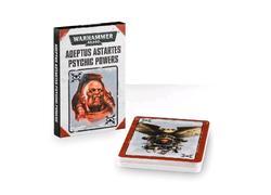 Psychic Cards: Adeptus Astartes