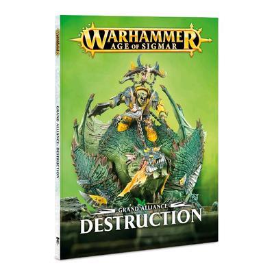 Grand Alliance: Destruction