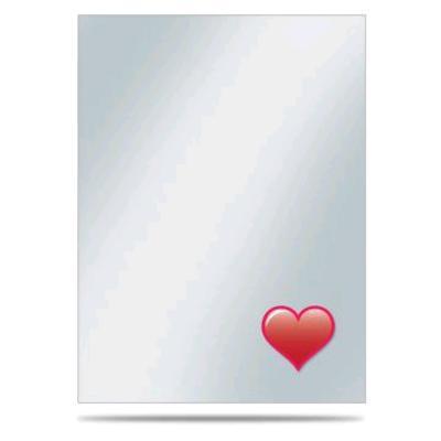 Emoji: Heart Sleeve Covers