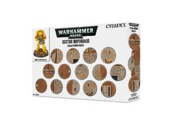 Sector Imperialis: 32mm Round Bases