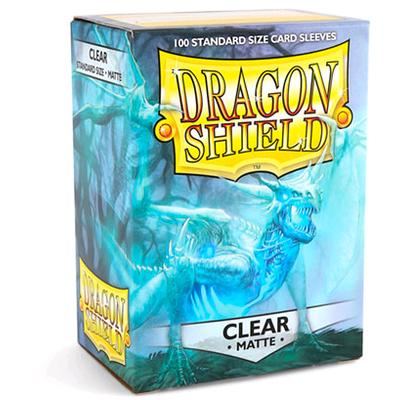 Dragon Shield Matte Clear