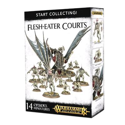 Start Collecting! Flesh-Eater Counts