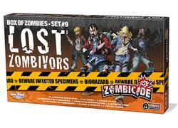 Zombicide: Lost Zombivors