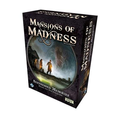 Mansions of Madness 2nd Edition - Suppressed Memories