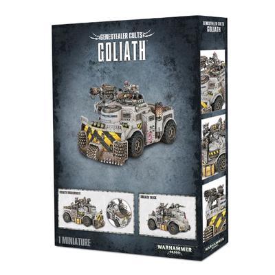 Genestealers Cults Goliath