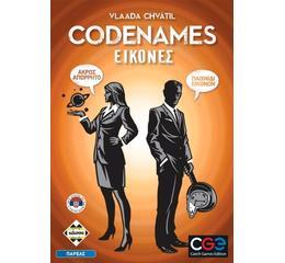 Codenames Εικόνες