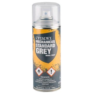Mechanicus Standard Grey Spray