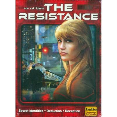 The Resistance, 3nd Edition