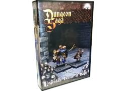 Dungeon Saga: Legendary Heroes of Halpi