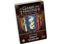 A Game of Thrones 2nd Edition: Valyrian Draft Starter