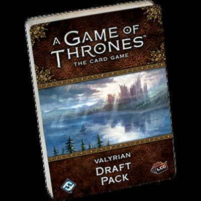 A Game of Thrones 2nd Edition: Valyrian Draft Pack