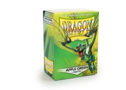 Dragon Shield Matte Apple Green