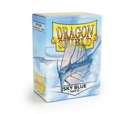 Dragon Shield Matte Sky Blue