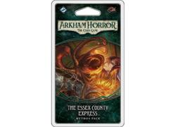 Arkham Horror Lcg: The Essex Country Express Mythos