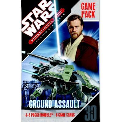 Star Wars Pocketmodel: Ground Assualt Booster
