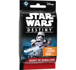 Star Wars Destiny: Spirit of Rebellion Booster