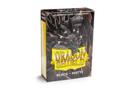 Dragon Shield Matte Black Small