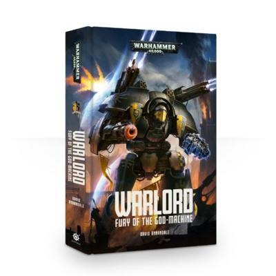 Warlord: Fury of the God Machine