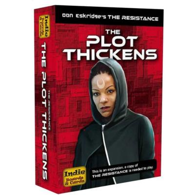 The Resistance: The Plot Thickents