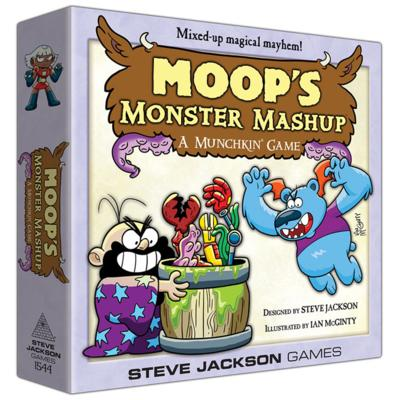 Moops Monster Mashup