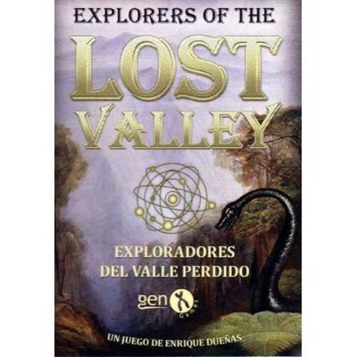 Explorers of the Lost Valey