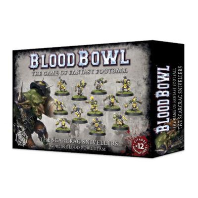 Blood Bowl: Scarcrag Snivellers