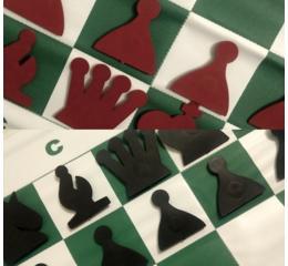 Ανταλλακτικά Πιόνια για Σκακιέρα Τοίχου