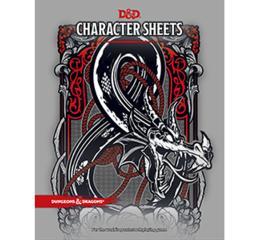 Character Sheets 5,0 Edition