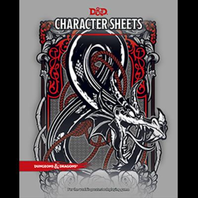 Character Sheets 5,0 Edition