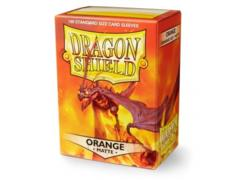 Dragon Shield Matte Orange