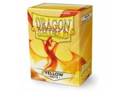 Dragon Shield Matte Yellow