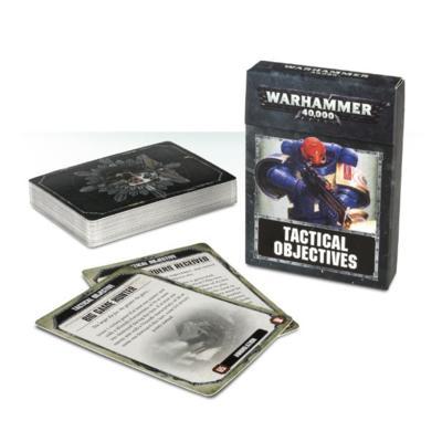 Warhammer 40,000: Objectives