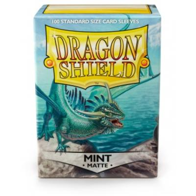 Dragon Shield Matte Mint