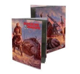 D&D Giant Killer Character Folio
