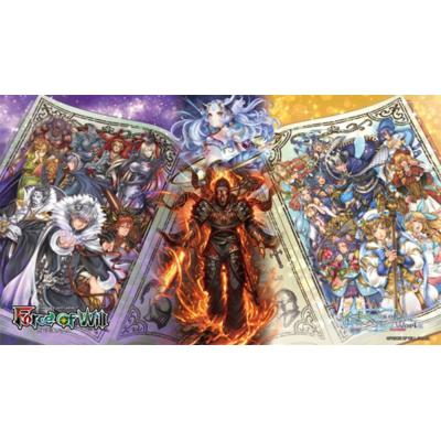 Echoes of the New World Playmat
