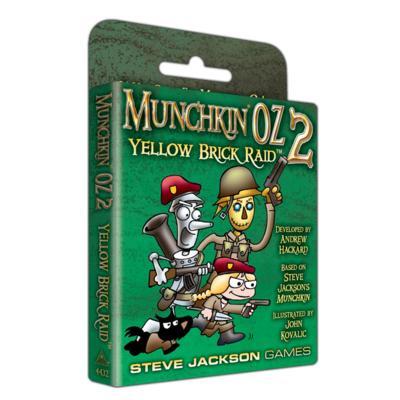 Munchkin Oz 2: Yellow Brick Raid