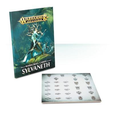 Warscroll Cards: Sylvaneth