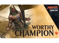 Worthy Champion Game Day Playmat