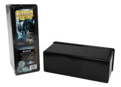 Dragon Shield Black 4-Compartment Box