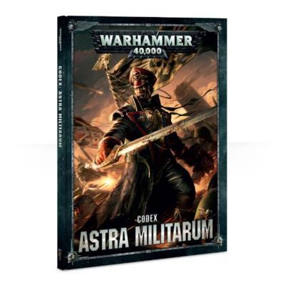 Codex: Astra Militarum (Hardcover)