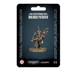 Death Guard Biologus Putrifier