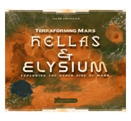 Terraforming Mars: Hellas Elysium