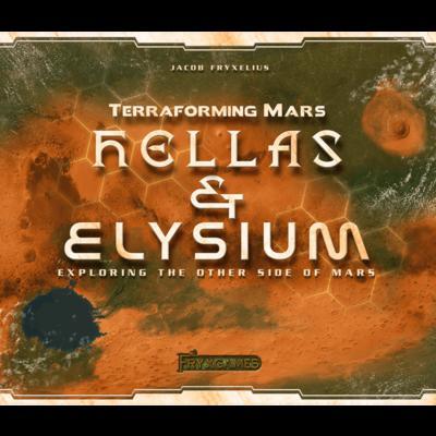 Terraforming Mars: Hellas Elysium