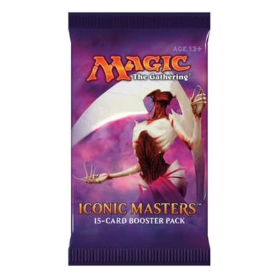 Iconic Masters Booster