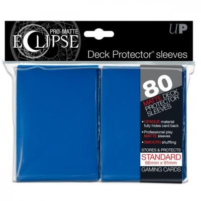 Eclipse: Blue Pro Matte Deck Protectors