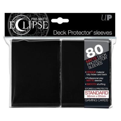 Eclipse: Black Pro Matte Deck Protectors